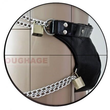 美国TOUGHAGE-男人带锁内裤