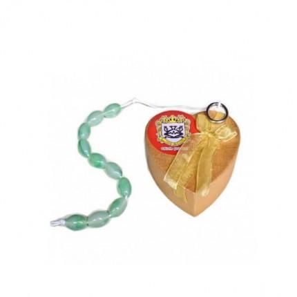 美国Chicf-翠玉提子拉拉 后庭拉珠 光滑圆润材质