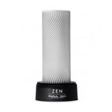 日本Tenga-3D 典雅ZEN超级飞机杯  抗菌素材制作