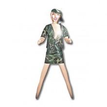 香港兆邦-美国女兵薜蕾充气娃娃