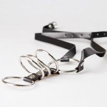 男性绑带式阳具5环JJ环锁精环
