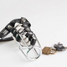 男用长期穿戴带锁阳具环 SMJJ环