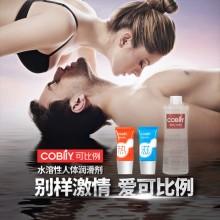 可比例  男女情趣水润快感热感润滑液 45ml