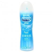 杜蕾斯 快感人体润滑剂 50ml