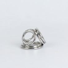 男用不锈钢锁精4环阳具环 阴囊环延时环