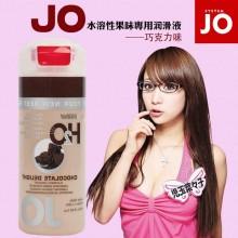 美国JO 水溶性男女夫妻果味专用唇吸润滑液 150ml