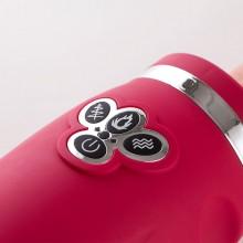 爱雅 变频抽插一键加热阳具可震动性爱机器
