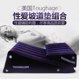 夫妻男女充气情趣沙发床垫,sm性爱游戏体位家具,提升性爱品位,助推爱的高潮!