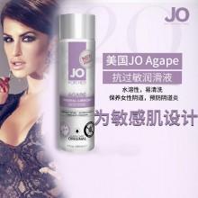 美国JO Agape女性抗过敏润滑液 120ml