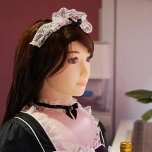 小泽樱子一体式无缝真人发声充气娃娃