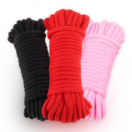 美加奴10米sm捆绑棉绳 10米捆绳,花式捆绑,触发另类激情!