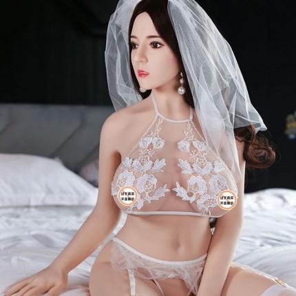 热巴 性感叫床巅峰巨乳拟真实体娃娃 158cm