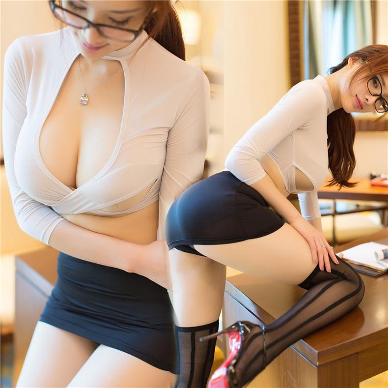 罐装 瑟斯芭比 性感秘书制服