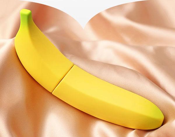 【测评】内外都很黄,插得她很爽的香蕉